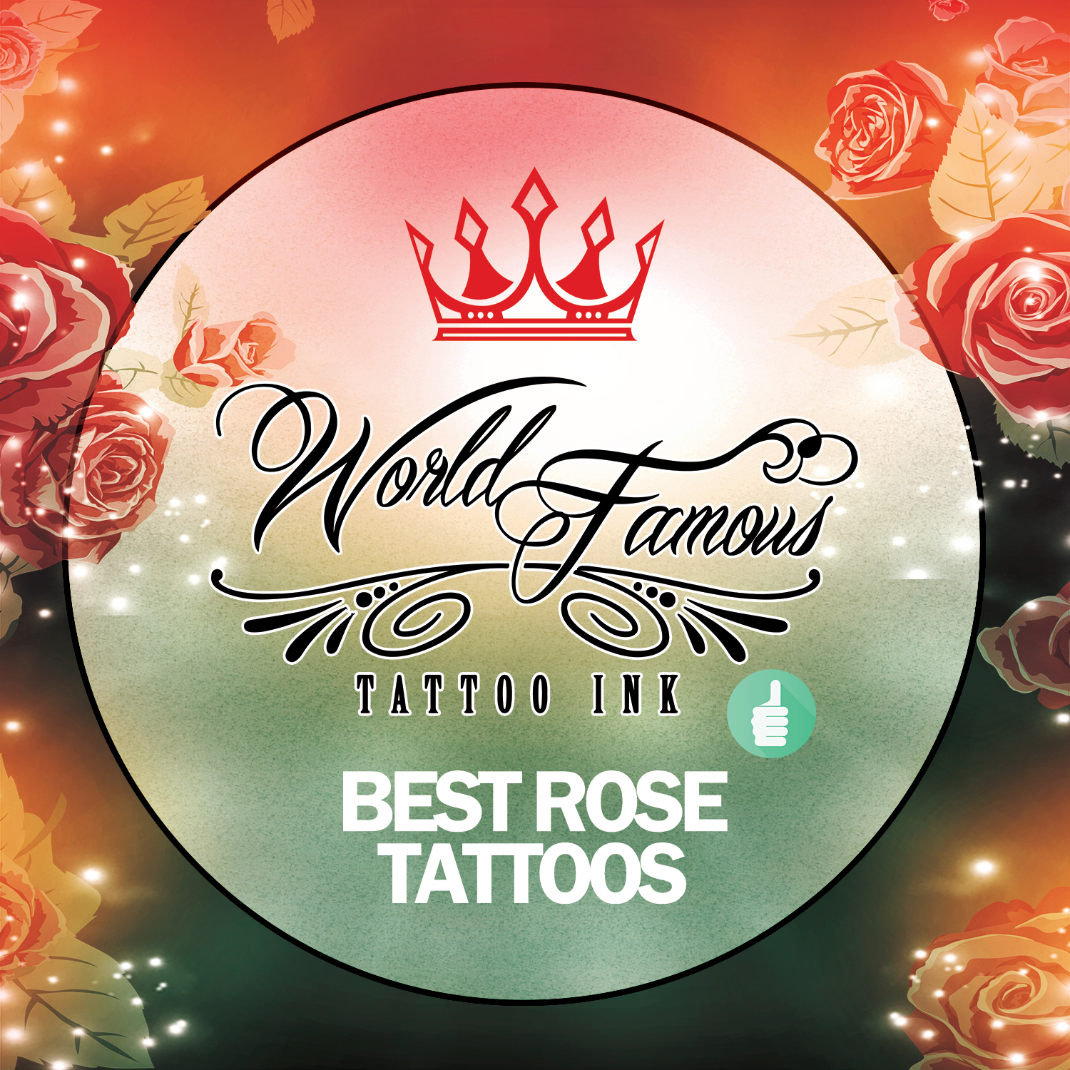 Best Rose Tattoos | World Famous Tattoo Ink