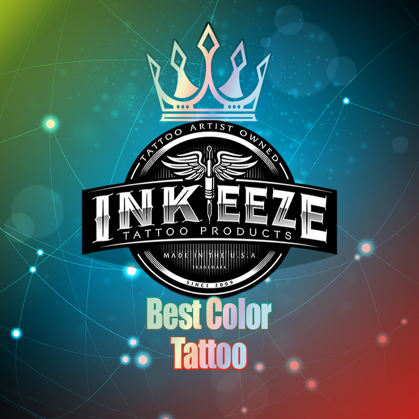 Best Color Tattoos | INK-EEZE | Tattoo Awards