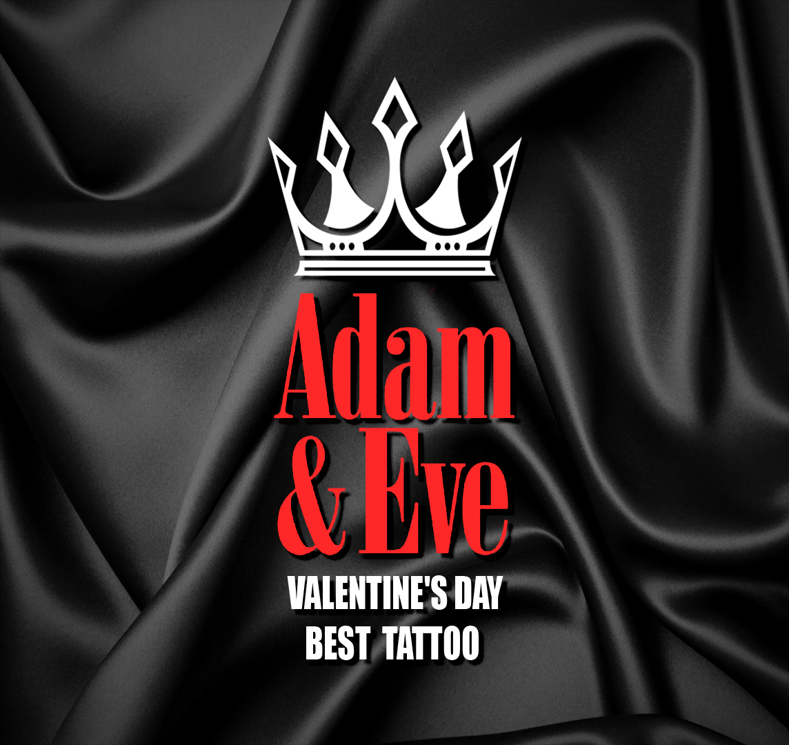 Adam and Eve | Tattoo Awards