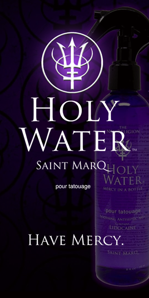 New Religion Holy Water Saint Marq