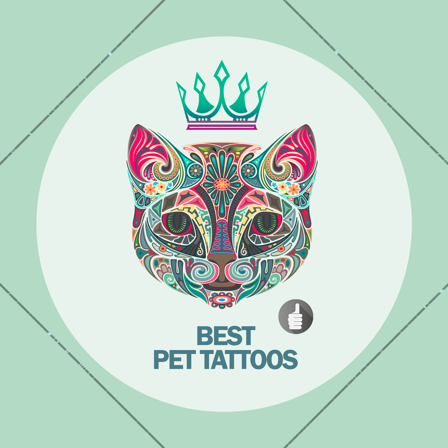 Best Pet Tattoos June 2019 | Electrum Supply